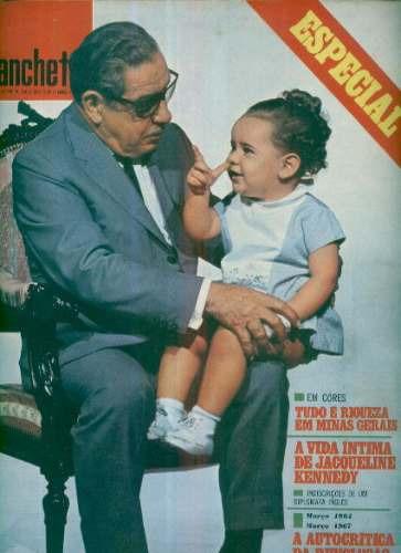 Manchete 779 Mar 1967 Grande Reportagem Estado Minas Gerais