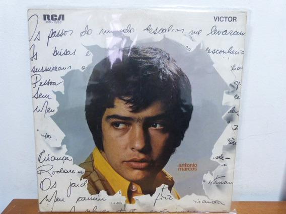 Disco De Vinil Antigo Antonio Marcos Rca 1970 Mpb Bbl-1520
