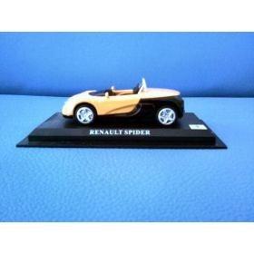 Renault Spider 1:43 Coleção Del Prado Novíssimo