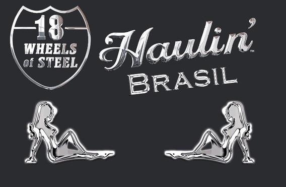 Patch Mods Brasil 18 Wheels Of Steels Haulin Completo Veja!