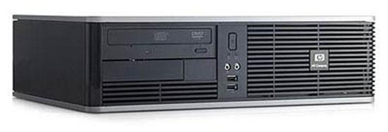 Cpu Hp Core 2 Duo Dc5800 2gb Hd80