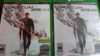 Quantum Break Para Xbox One Usado Envio Gratis