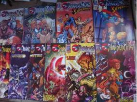 4 Gibis Thundercats Nºs 4 Ao 13 Ed. Panini