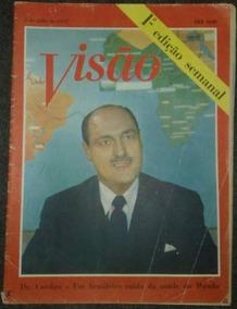 Revista Visão Vol. 2 Nº 1 - 1957 - Primeira Edição Semanal