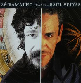 Cd - Zé Ramalho Canta Raul Seixas