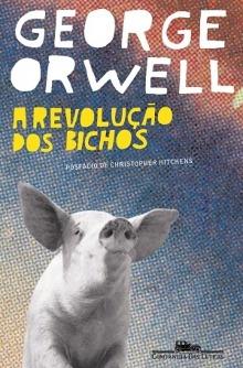 Livro  A Revolução Dos Bichos