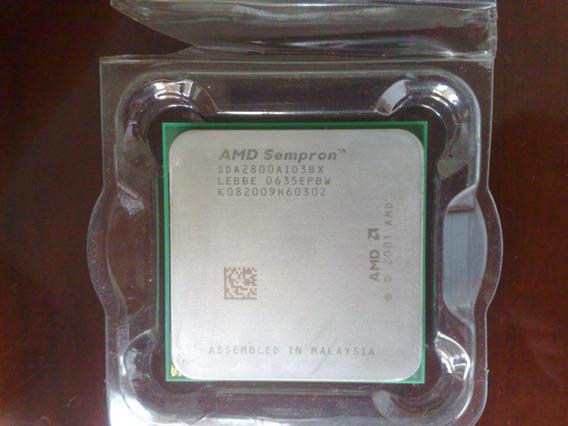 Processador Amd Sempron 1.6ghz 2800+ Socket 754