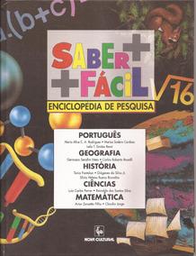 Saber Fácil - Enciclopédia De Pesquisa