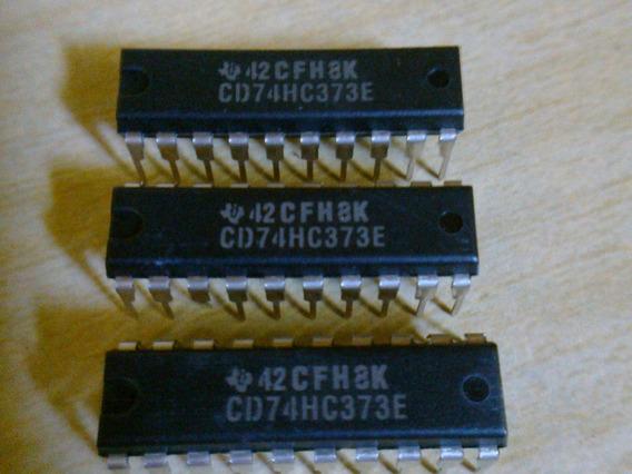 Ci Cd74hc373e Por Unidade