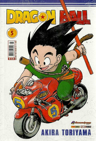 Dragon Ball 05 C/dano - Panini 5 - Bonellihq Cx08 B19