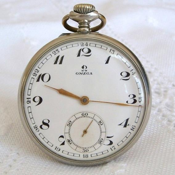 Relógio De Bolso Omega,