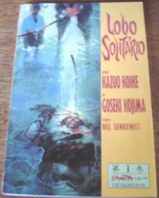 Lobo Solitários Nº 3: De Kazuo Koike E Goseki Kojima