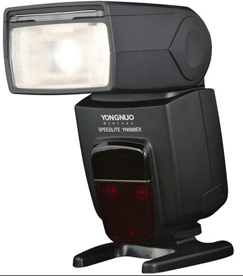 Yongnuo Flash Yn- 568ex Iii Ttl Nikon + Difusor Infra