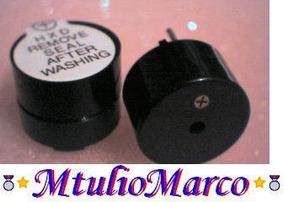 Buzzer Com Oscilador - Componente Eletronico Avr Pic Atmel