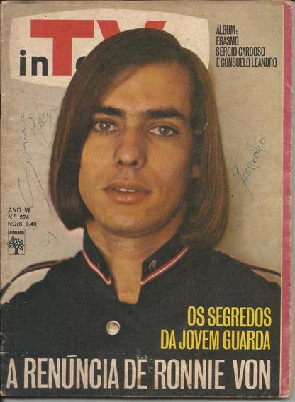 Revista Intervalo Nº 274 1968