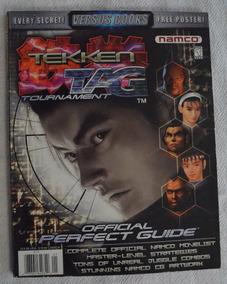 Revista Versus Book Perfect Guide - Tekken Tag Tournament