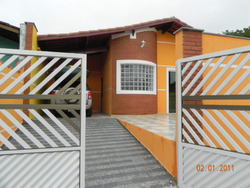 Casa Peruibe 100m Mar Lado Praia Novinha