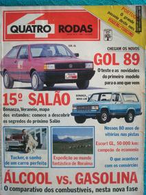 4 Rodas No. 338 Setembro De 1988