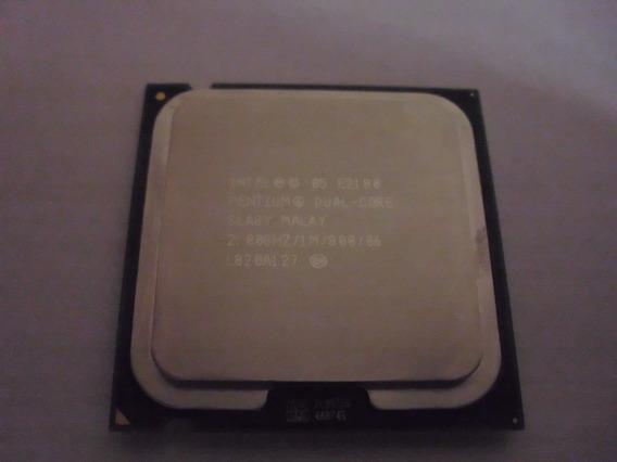 Cpu Processador Pentium Dual Core E2100 Socket 775