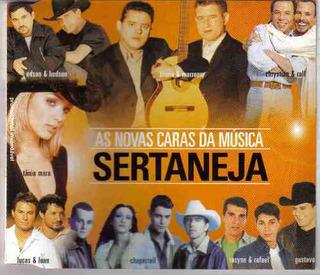 As Novas Caras Da Música Sertaneja - Single