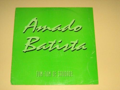 Amado Batista Single Tum Tum De Saudade 1995 Lp Vinil