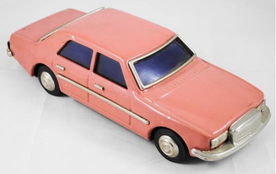 1970 Mercedes- Benz De Lata Tin Toys Escala 1/18 Antiga