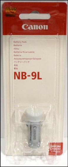 Bateria P/ Canon Nb-9l Sd4500 Is Ixus 1000hs Ixy 50s