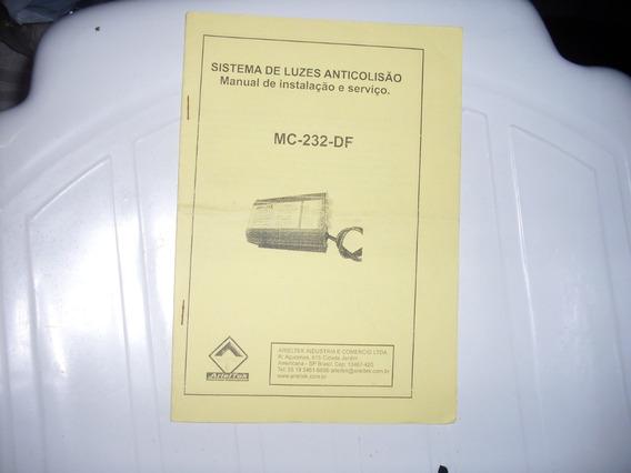 Manual De Instalação De Luzes Anticolisão Mc-232df