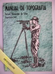 Manual Topografia - Fernandes - Livraria Sebo Amantesdolivro
