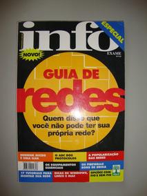 Revista Info Exame Especial - Guia De Redes