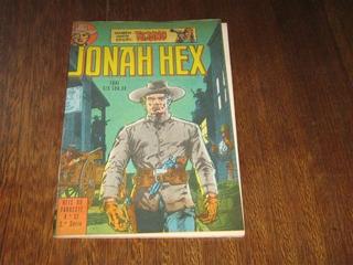 Jonah Hex Reis Do Faroeste Nº 52 Març/abri/1984 Editora Ebal
