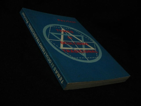 Temas De Ocultismo Tradiconal - Em Espanhol - Persival.