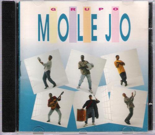 Imagem 1 de 3 de Cd Grupo Molejo - (92)