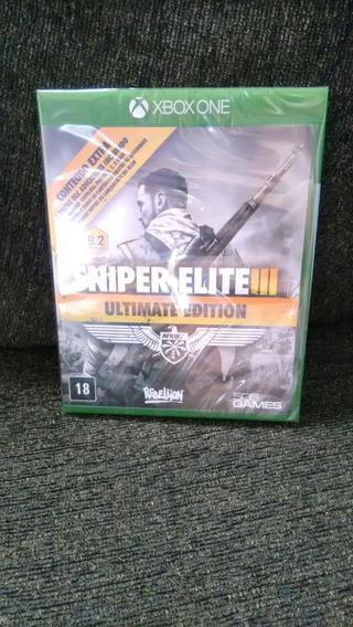 Sniper Elite 3 Original Xbox One Ultimate Edition