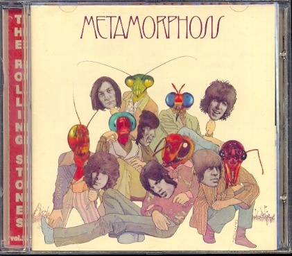 Cd The Rolling Stones - Metamorphosis - C/ 10 Bônus