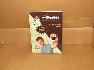 Dvd Oficial The Pooter - Volume 1 - Frete Grátis