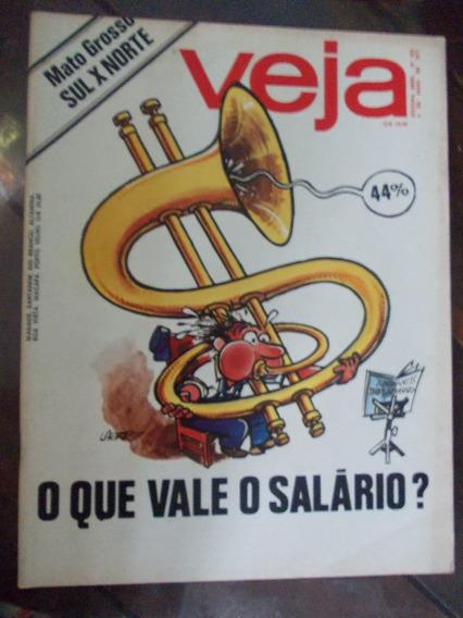 Veja - O Que Vale E O Salário?/ Mato Grosso Sul X Norte