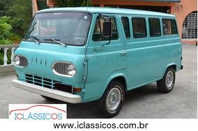 Ford Falcon Van Scooby Doo Econoline