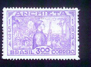 C-75 - 1934 - 4º Cent. Do Nasc. Do Padre Anchieta