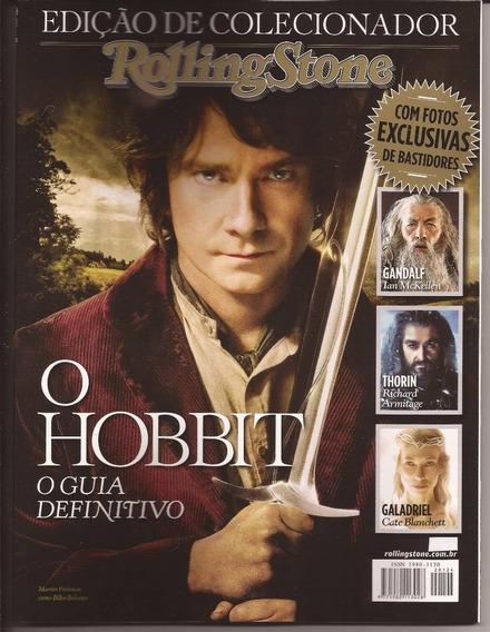 Revista Rolling Stone O Hobbit - Edição De Colecionador
