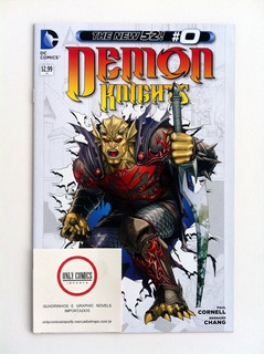Demon Knights - Pack Do #0 Ao 12 (2011) The New 52 Dc Comics