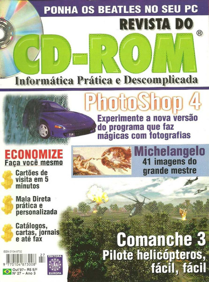 Revista Do Cd-rom Nº27