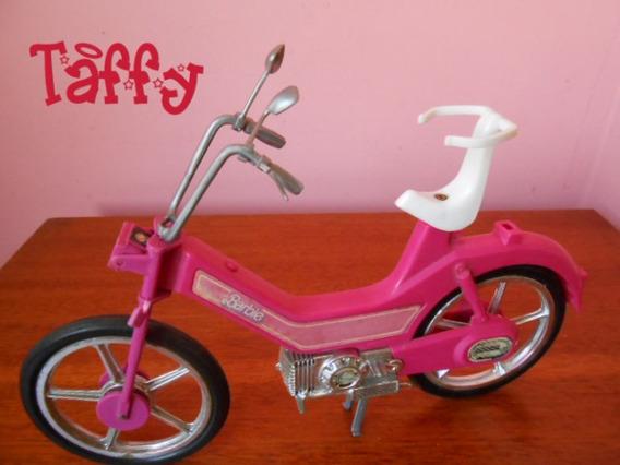 Bicicleta Para Boneca Barbie Estrela Antiga Taffy