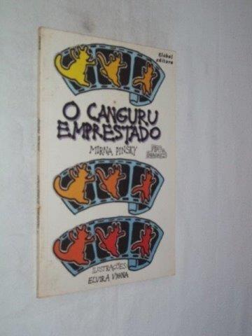 Mirna Pinsky - O Canguru Emprestado - Infanto Juvenil
