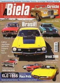 Revista A Biela Nº45 Maverick Gt Dodge Charger R/t Opala Ss