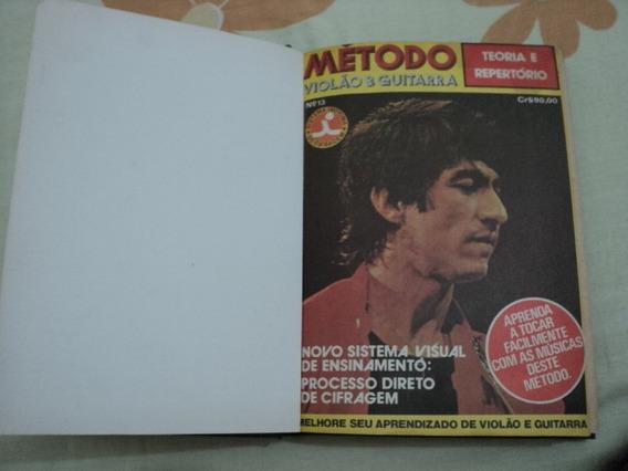 Revista Para Violão E Guitarra.kit