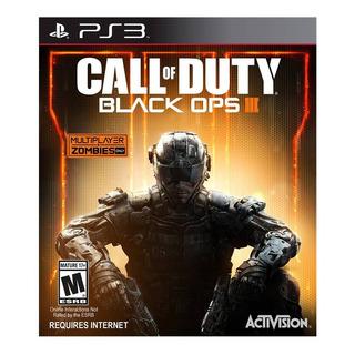 Call Of Duty Black Ops 3 Para Ps3