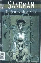 Sandman Teatro Da Meia-noite -neil Gaiman -matt Wagner- 1998