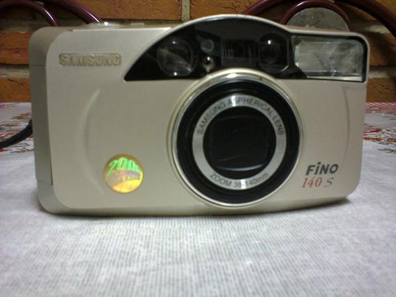 Camera Fotografica Sansung Fino 140s