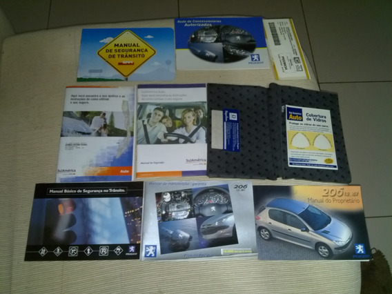 Manual Do Peugeot 206 16v Completo
